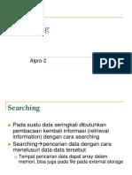 8 Algoritma Searching