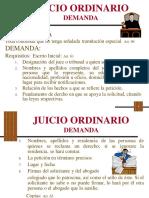 Presentación Derecho Procesal Civil II usac