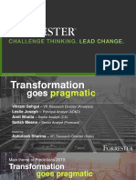 Forrester Predictions India 2019