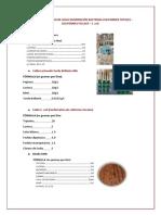 Cuestionario Análisis de Agua Numeración Bacterias Coliformes Totales – Coliformes Feclaes – e. Coli. Docx