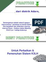 Best Practice 2006 - Adaro
