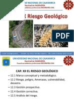 Cap IX Riesgo Geologico