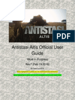 Antistasi Manual v8