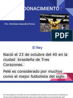 Edson Donacimiento _ Pele