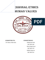 Professional ETHICS AND human values-2.docx