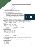 Soal Kimia Xi_termo, Laju