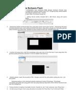 Membuat Website Berbasis Flash