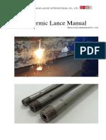 Thermic Lance Manual (1)