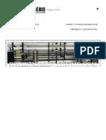 Systeme Industriel de Filtration Par Osmose Inverse
