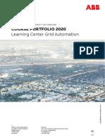 2020 Course Portfolio GA en 2019-11-13 Links