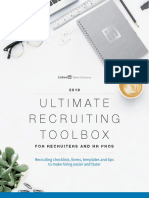 2019 Ultimate Recruiting Toolbox