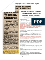 1946 - Mobs Kill Women, Children