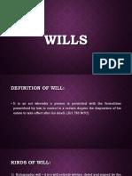 WILLS.pptx