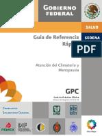 CLIMATERIO GPC