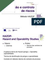 Avaliação de Riscos - HAZOP_FJ
