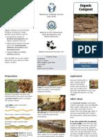 Agronomy Organic Compost