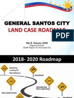 02 ROADMAP on GSC Land Case