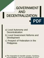Public Administration-LGU
