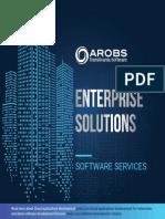 AROBS Enterprise Solutions Expertise