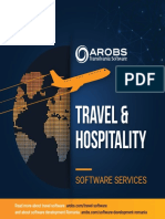AROBS Travel Software and Hospitality Solutions expertise