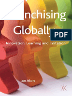 [2010] Franchising Globally - Innovation, Learning and Imitation