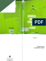 Ginástica Geral e Educação Física Escolar - Eliana Ayoub
