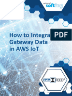 Gateway data in AWS