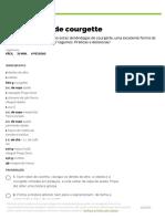 Almôndegas de Courgette