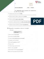 Sessão 6 Revisão de Pronomes de Complemento