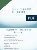 Intro - Taxation - 2019