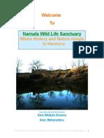 Narnala Wild Life Sanctuary by Ms Imtienla Ao
