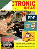 Electronic Ideas Fawcett 1960
