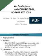 Case Conference Pneumonia 17-08-19.pptx