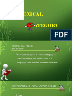 Report lexical Categories.pptx