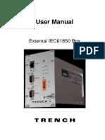 IEC61850 External Box Manual En