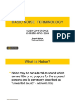 Noise Control Acoustic Units Presentation