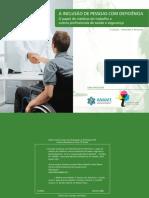 A Inclusão de Pessoas Com Deficiência Livro Ilustrado Área Da Saúde