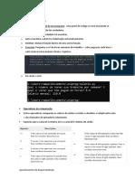 Programação Python