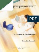 FORMAÇÃO EM CONTEXTO DE TRABALHO