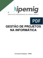 Gestao de Projetos Na Informatica - Apostila
