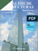 Análisis De Estructuras; Métodos Clásico Y Matricial - Jack McCormac & Rudolf E. Elling - 1ra Edición.pdf