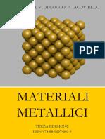 materiali mettalici