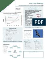 DataManagement Handout