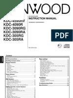 KDC-4590-4090-3090R