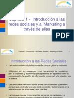 Seminario de Formación en Medios Sociales - Capítulo1 Introducción a La Redes Sociales y Al Márketing a Través de Ellas