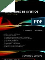 Marketing de Eventos ACI UPC Sesión 1