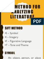 Sift Method Ppt - Copy