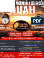 Afiche Ruah 2