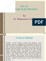 Lecture_1 Introduction to Power Electronics