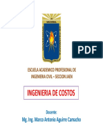 Costos (1.1) - Presentación